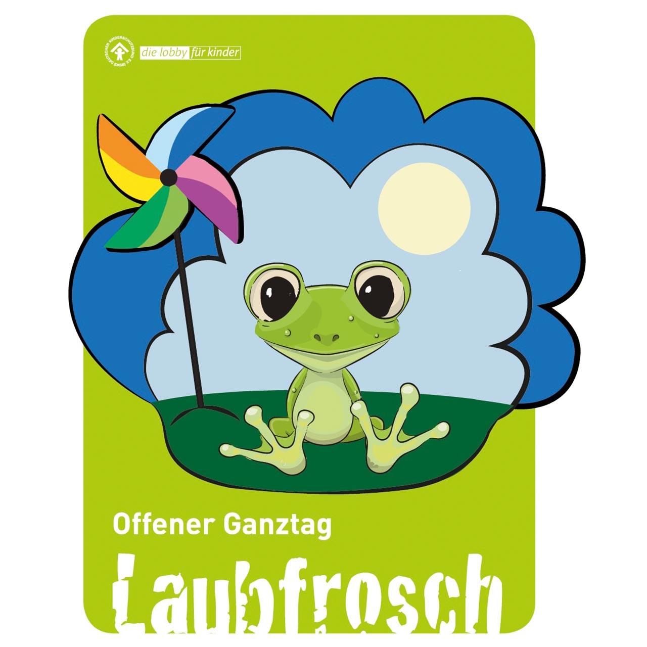 Laubfrosch_logo